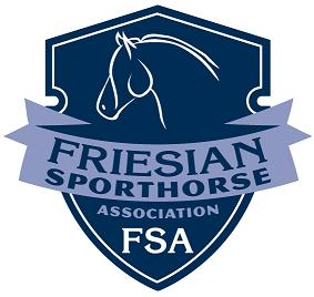 Friesian Sporthorse Official Logo